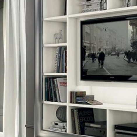 Porta tv sospeso colombini linea arcadia modello as201 outlet myhome - Porta tv sospeso ...
