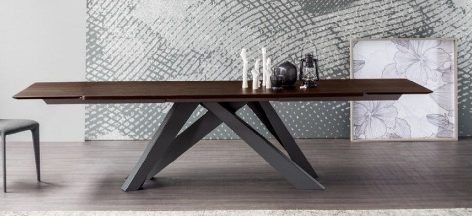 Tavolo Bonaldo modello Big table - Outlet MYHOME