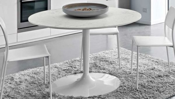 Tavolo Calligaris linea Connubia modello Planet CB/4005 - MYHOME Outlet