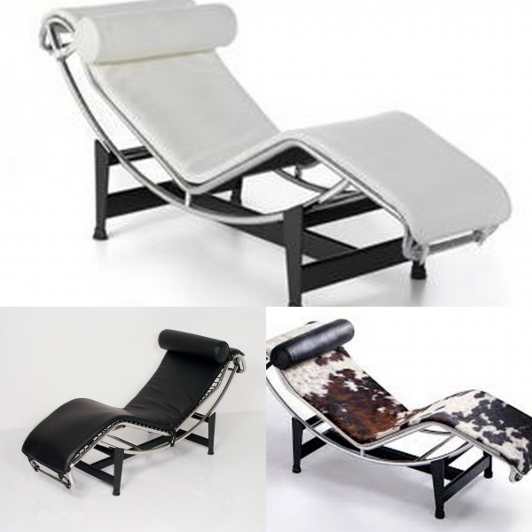 Chaise longue LC4 Le Corbusier - MYHOME Outlet