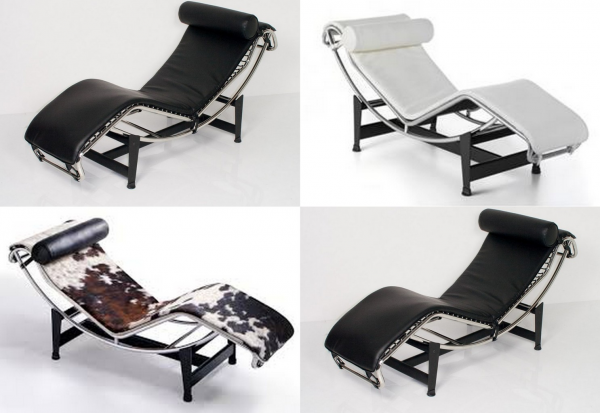 Beautiful sedia le corbusier contemporary for Chaise longue design le corbusier